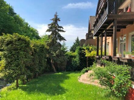 Historische Villa im Grünen