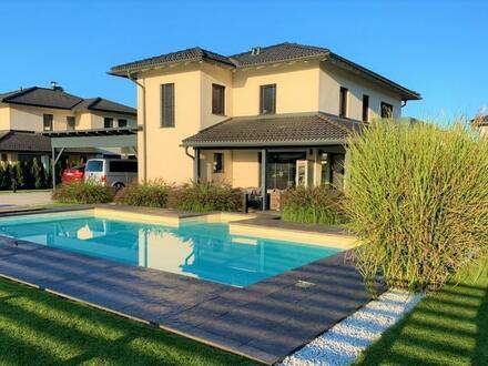 Luxuriöser Wohntraum mit eindrucksvoller Aussicht