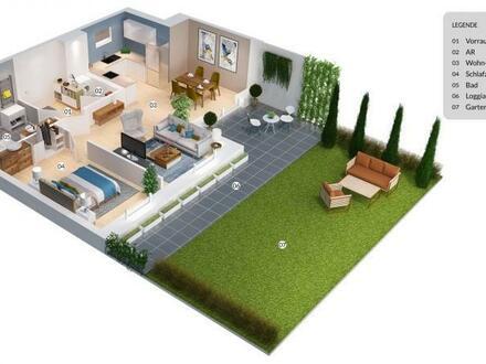 Modern und Ruhig! GartenTraum nahe Linz!!!!