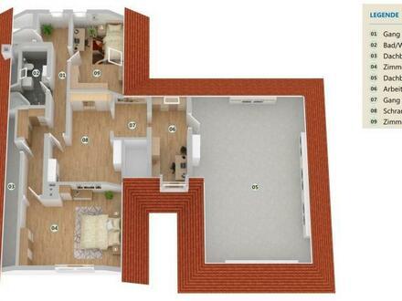 Großes Einfamilienhaus mit Entwicklungspotenzial !!