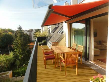 2 Terrassen! Garagenplatz! Top Ausstattung!
