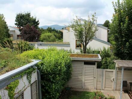 Ruhiger Wohntraum mit Ausblick und uneinsehbaren Garten!