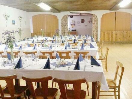 Laufender Gastronomiebetrieb mit Tradition