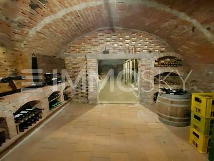Ländliches Wirtshaus mit fantastischem Weinkeller