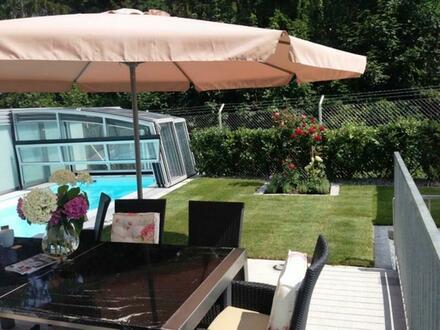 Wohlfühlen und genießen auf 4 Ebenen - mit Pool und Dachterrasse