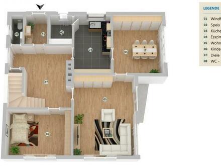 Renovierungsbedürtiges Haus mit toller Infrastruktur!