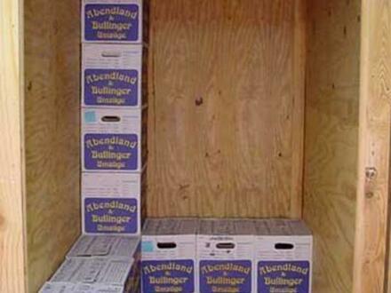 Lagerboxen zu vermieten!