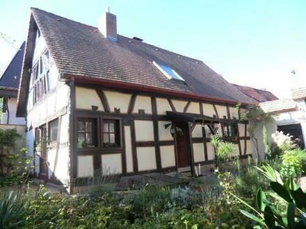 Wohnen auf Zeit im sehr gut ausgestatteten Fachwerkhaus von 1750