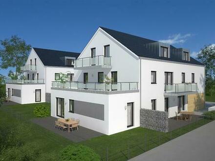 Neubau - Eigentumswohnung in bevorzugter Wohnlage in Manching bei Ingolstadt, provisionsfrei