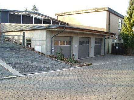 Lagerhalle / Lagerräume Külsheim