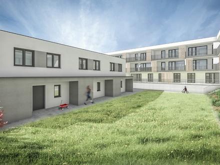 Reihenhaus - 3 Maisonette-Wohnungen in Kremsmünster, Zentrum