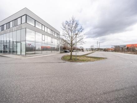 Bürogebäude mit Produktions-/Werkstattflächen - Erweiterungsmöglichkeiten - perfekte Verkehrsanbindung