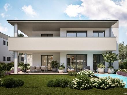 wunderschöne Gartenwohnung im Zweifamilienhaus