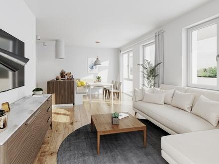 Eigentumswohnung mit PV-Anlage und Wohnbauförderung