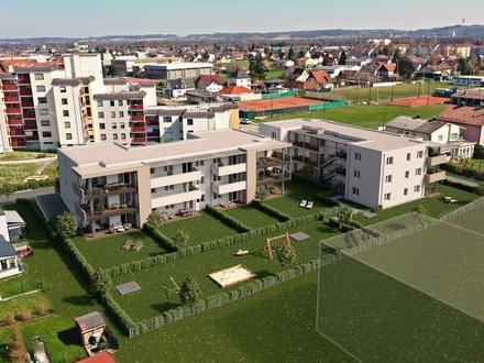92 m² Wohnung in Top-Wohnlage