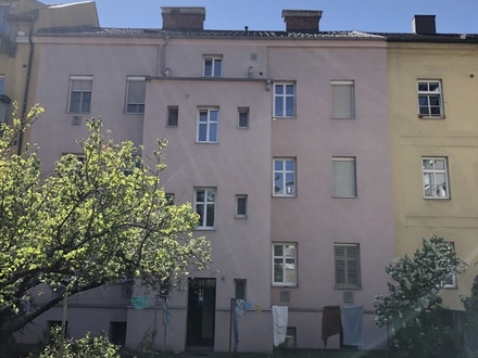 4 Zimmer-Mietwohnung im Zentrum von Linz