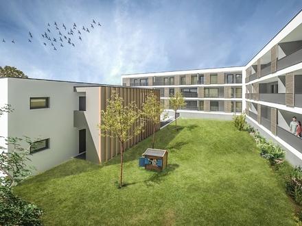Eigentumswohnung in Kremsmünster, Zentrum - Beispiel TOP8