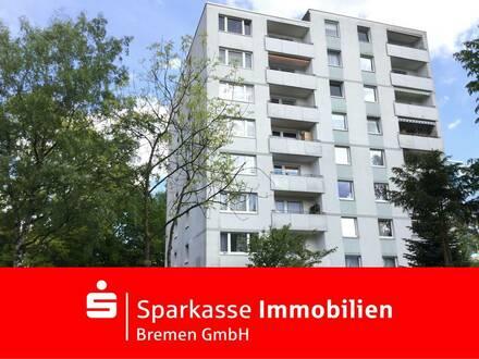 Gepflegte 3-Zimmer-Eigentumswohnung auf einem Erbpachtgrundstück in Bremen-Huchting