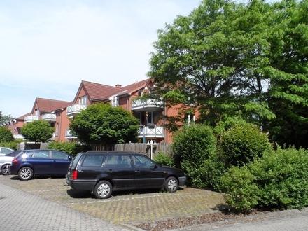 5541-Bezugsfreie Dachgeschosswohnung mit Balkon in Oldenburg/Osternburg