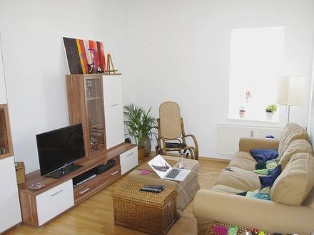 Helle 2-Zimmer-Wohnung mit Einbauküche im Stadtzentrum von Coburg
