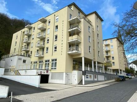 Für Kapitalanleger: 2-Zimmer-Eigentumswohnung mit Balkon am Kurpark