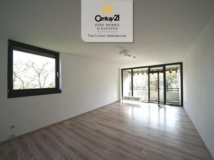 FÜR PENDLER & SINGLES MIT CITY-HERZ! 1-Zimmer-Apartment mit separater Küche, Balkon & TG-Stellplatz