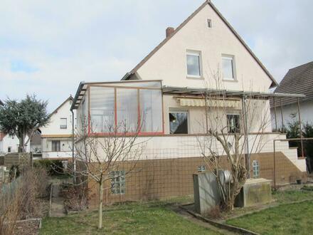 Jung & Kern Immobilien - Mainz-Laubenheim - Freistehendes EFH mit privatem Garten.... sofort frei!