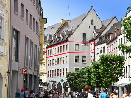 Büroräume in der Augsburger Innenstadt zu vermieten