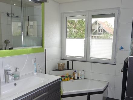 Wohnung, 140qm, Garten u. Garage