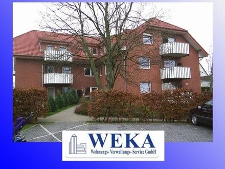 Moderne 3-Zimmer Etagen-Wohnung mit Balkon in guter Wohnlage