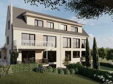 Projektierte 4-Zimmer-Maisonette-Wohnung mit Carport und Stellplatz