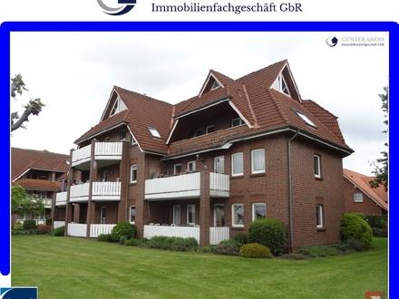 Maisonette-Eigentumswohnung an sehr guter Zentrumslage in Westerstede