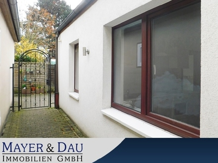 Oldenburg: 2-Zimmer-Erdgeschosswohnung mit Gemeinschaftsgarten, Obj. 4520
