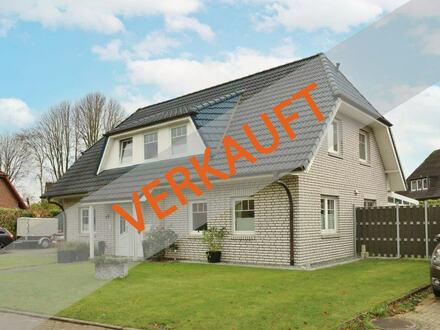 TT bietet an: Erstklassig ausgestattetes Haus mit Einliegerwohnung in Schortens!