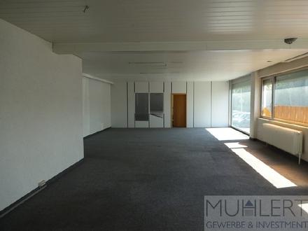 Attraktive Gewerberäume für Verkauf, Büro oder Ausstellung in Ludwigshafen-Oggersheim