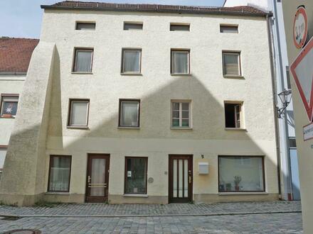 Altes Stadthaus sucht Liebhaber