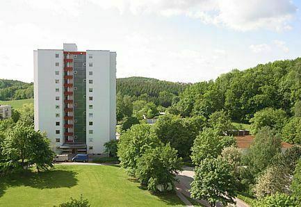 Helle 2-Zimmer-Wohnung mit Einbauküche und Balkon Nähe Fachhochschule