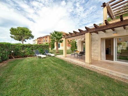 Neues Erdgeschoss-Appartement in Casas Es Trenc
