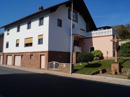 Großes Ein- bis Zweifamilienhaus mit Einliegerwohnung
