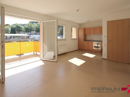 FREIRAUM4 +++ Zukunftssichere Kapitalanlage: barrierefreie Wohnung mit Balkon und Einbauküche