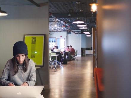 Büroflächen für Coworking und Verwaltung