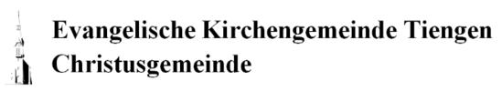 Evangelische Kirchengemeinde Tiengen
