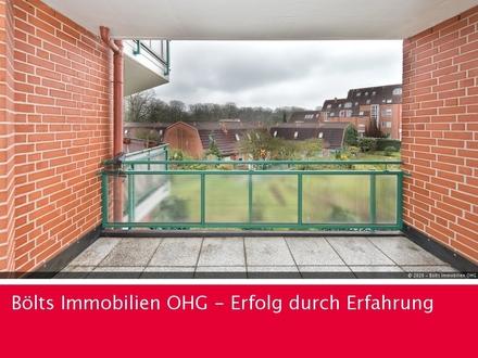 Direkt am Bürgerpark ! Eigentumswohnung mit TG-Stellplatz in sonniger Lage im Weidedamm I