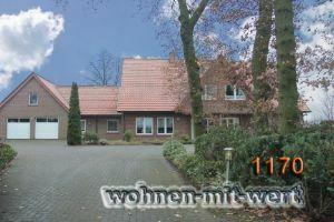 Großes Wohnhaus für 2 Familien zwischen Lingen und Meppen