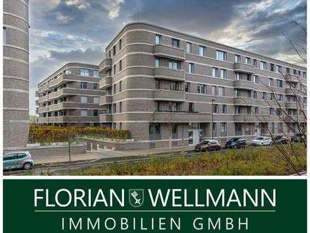 Bremen - Überseestadt | Möblierte 2-Zimmer- Wohnung mit seitlichem Weserblick |Erstbezug