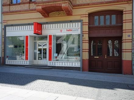 Ladenfläche in frequentierter Fussgängerzone - Leipziger Straße