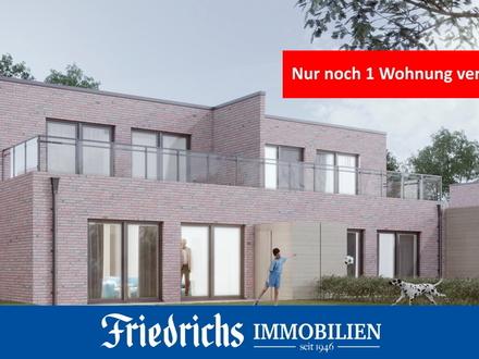 Hochwertige Neubau-Eigentumswohnung mit separatem Eingang im 4-Familienhaus in Oldenburg-Nadorst