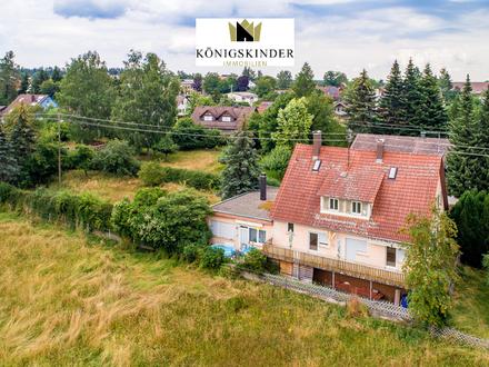 Grundstück in Wart bei Altensteig in schöner ruhiger Ortsrandlage