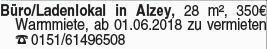Wohnen in Alzey (55232)