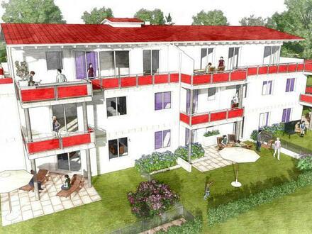 Komfortable Neubauwohnung in Langerringen - Eigentum schafft Sicherheit!